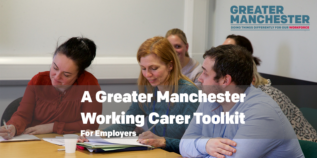 A Greater Manchester working carer toolkit