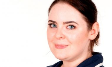Bolton Foundation Trust neonatal nurse Amy Overend