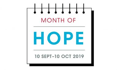 Month of Hope logo
