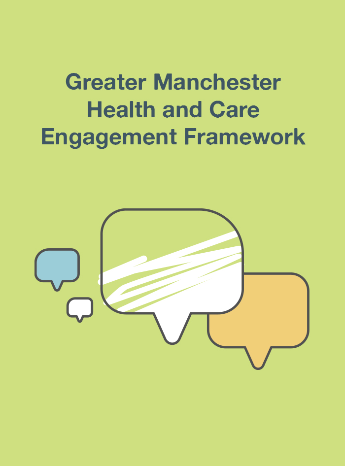 Greater Manchester Health and Care Engagement Framework