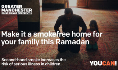 Make it a smokefree home for your family this Ramadan