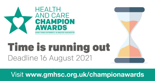 Health and care awards extended