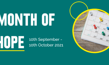 Month of Hope:10 Sept - 10 Oct