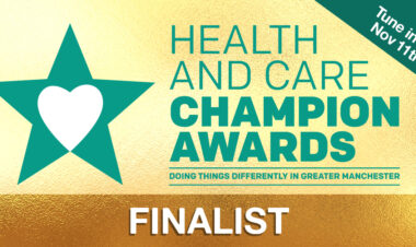 Health and Care champions awards - finalists